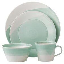 1815 16 Piece Dinnerware Set, Service for 4
