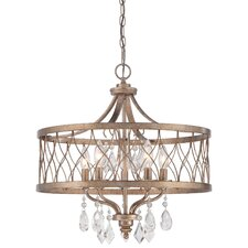 Hambledon 5-Light Drum Chandelier
