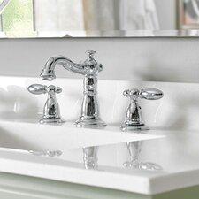 Victorian Standard Bathroom Faucet Lever