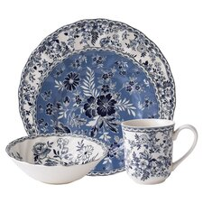 Devon Cottage 4 Piece Place Setting, Service for 1