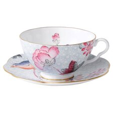 Cuckoo Tea Story Cup and Saucer Set