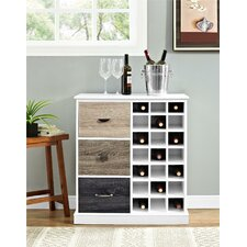 Sigel 21 Bottle Floor Wine Cabinet