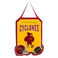 NCAA Door Decor Flag