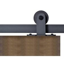 Top Mount Style Sliding Door Track Barn Door Hardware