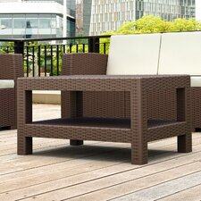 Vedder Rectangle Patio Coffee Table