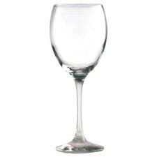 Mode Box 0.34 L Red Wine Glass (Set of 4)