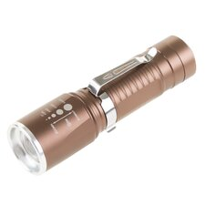 CREE LED Zoomable Flashlight Torch
