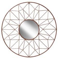 Renata Metal Wall Mirror