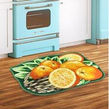 Orange kitchen decor wayfair - Orange kitchen floor mats ...