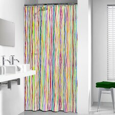 Rigato Vinyl Shower Curtain