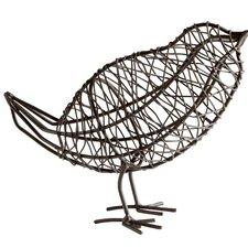 Bird Wire Figurine