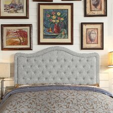 Turin Tufted Upholstered Panel Headboard