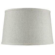"16"" Shantung Fabric Drum Lamp Shade"