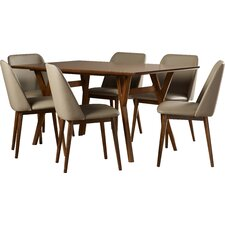 Marble Falls 7 Piece Dining Set