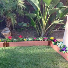 Two Inch Series Backyard Border Kit