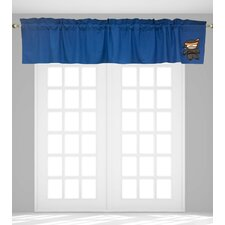 "Ninja 84"" Curtain Valance"
