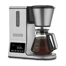 8-Cup Glass Pour Over Coffee Maker