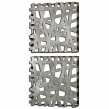 Spiritwind Squares Wall Décor (Set of 2)