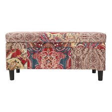 Naomi Upholstered Storage Bedroom Bench