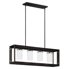 Chatauqua 4-Light Kitchen Island Pendant