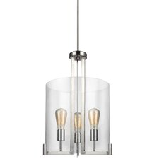 Dawes 3-Light Foyer Pendant