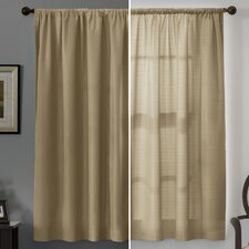 Thermal Single Curtain Panel