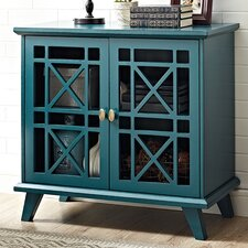 Pearlman Fretwork Console Table  by Breakwater Bay