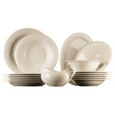 Orlando Livorno 16 Piece Porcelain Tableware Set