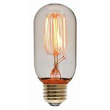 60W E26/Medium (Standard) Incandescent Vintage Filament Light Bulb