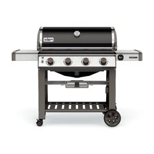 Genesis II E-410 4-Burner Natural Gas Grill