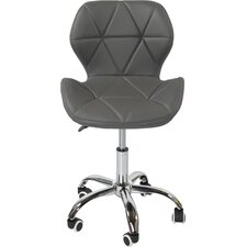 Mid-Back Office Chair with Gas Lift