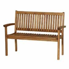 2-Sitzer Gartenbank Paleros aus Massivholz