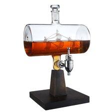 Cylinder 39 oz. Beverage Dispenser