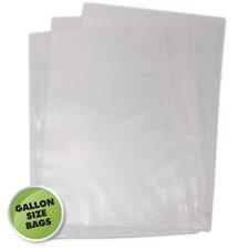 1 Gallon Vacuum Sealer Bag (Set of 100)