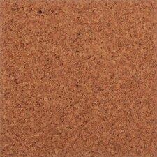"""Floor Tiles 12"""" Cork Flooring in Sandy"""