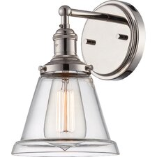 Sandy Springs 1-Light Bath Sconce