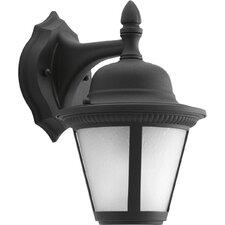 Triplehorn 1-Light Rustic Outdoor Wall Lantern
