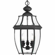 New Haven 3-Light Outdoor Hanging Lantern