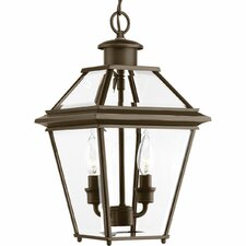 Burlington 2-Light Outdoor Hanging Lantern