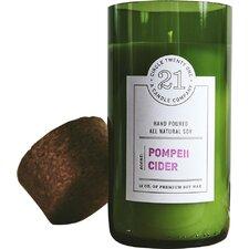 Pompeii Cider Votive Candle