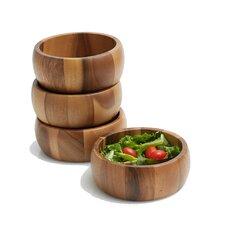 Jace Individual Salad Bowl Set of 4 (Set of 4)