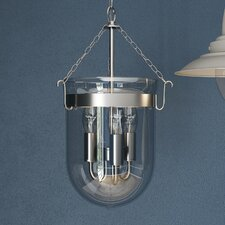 Regal 3 Light Foyer Pendant