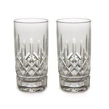Lismore 12 oz. Highball Glass (Set of 2)