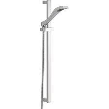 Dryden Single Function Slide Bar Shower Head Trim
