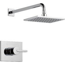 Vero Diverter Shower Faucet Trim with Lever Handles