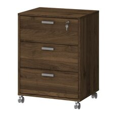 Shoko 3-Drawer Mobile Vertical File