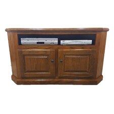 """Oak Corner 50"""" TV Stand"""