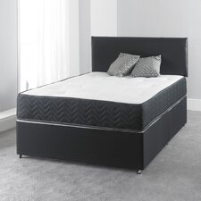 Manhattan Semi Orthopaedic Coil Sprung Divan Bed