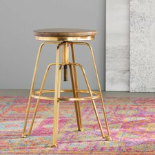 Zosia Adjustable Height Bar Stool