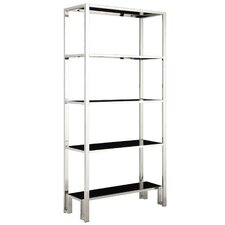 "Barret 73"" Etagere Bookcase"